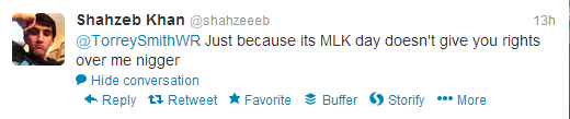 Shahzeb Khan tweet 2