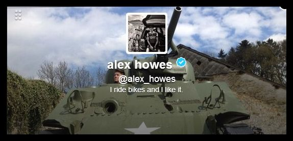 Alex Howes